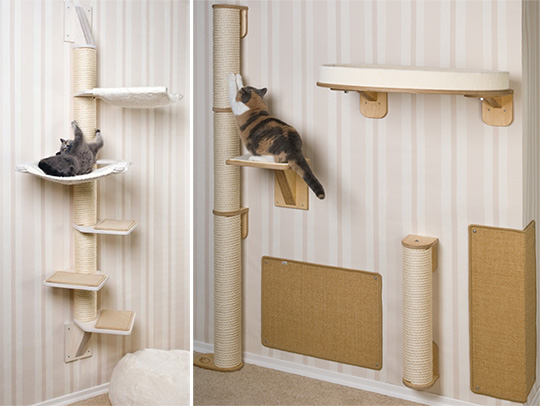 Profeline Cat Climbing Towers & Scratchers from Germany
