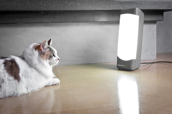 Sol Box Light Therapy for Pets