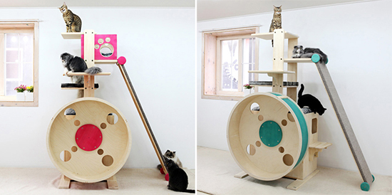 Incredible Cat Towers from Korea • hauspanther