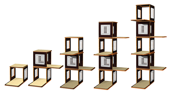modern cat tree furniture. and finally ronron offers a wide range of wall climbing products including stairs ramps hideaways perches corner units modern cat tree furniture