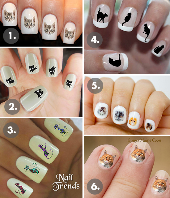 Cat Style Trend Alert: Your Ultimate Shopping Guide for Cat Nail ...