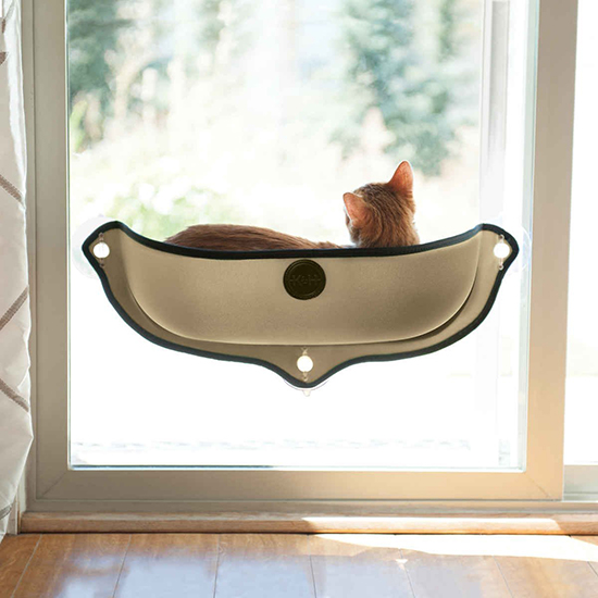 New Window Pod Cat Beds From K Amp H Absolutely Brilliant